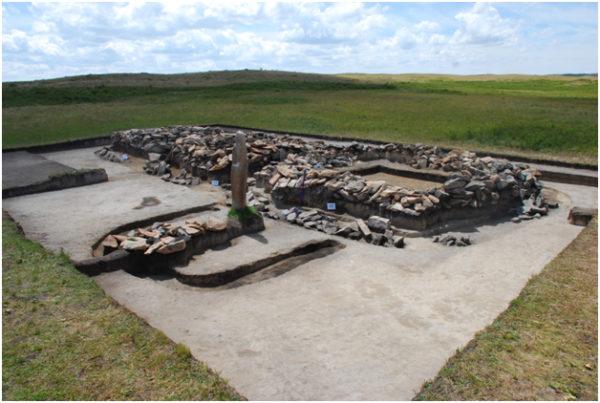 Археологические памятники