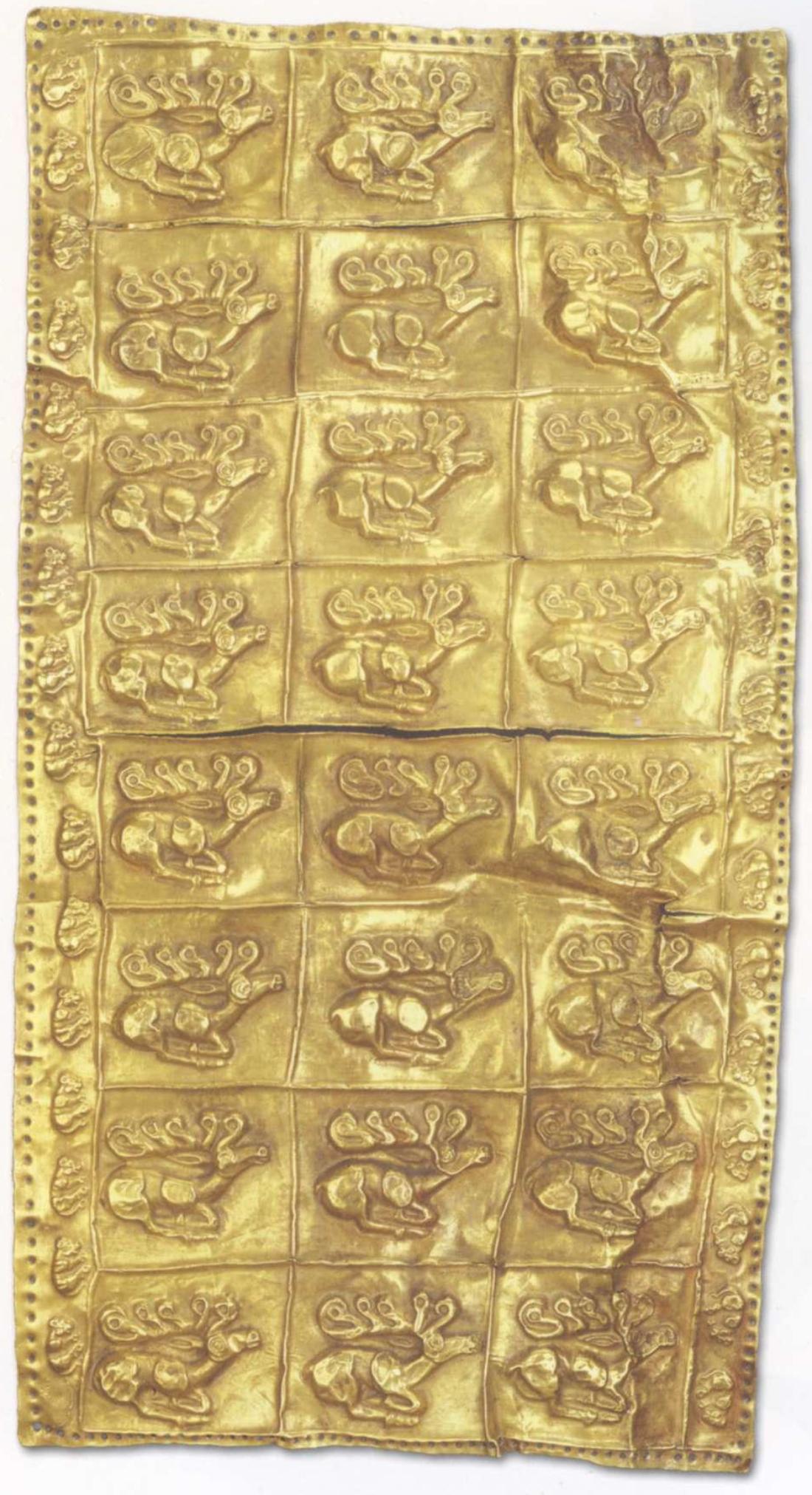 Золотые олени